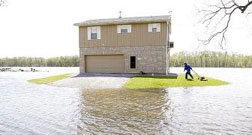 Document your losses in a flood